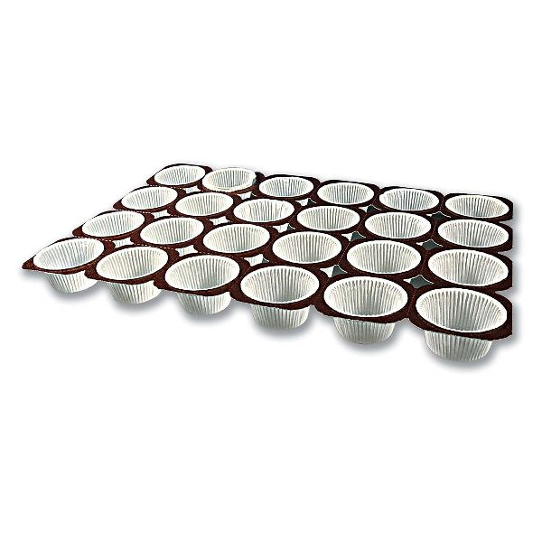 2oz Paper Muffin Baking Mould