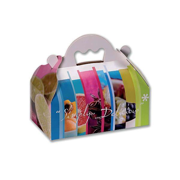 Paper Punnet Box