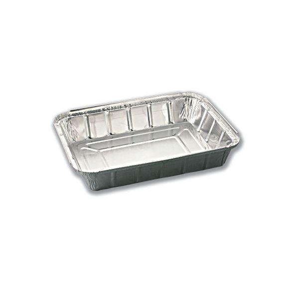 Rectangular Aluminium Container