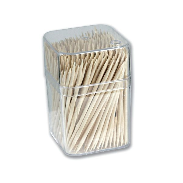 Rounded Wooden Toothpick