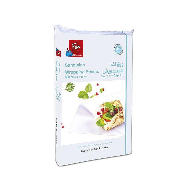 Sandwich Paper Wrap