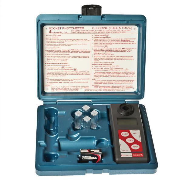 Chlorine Pocket Photometer