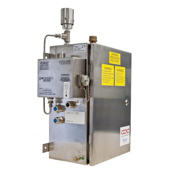 CLX-Ex Residual Oxident Monitor