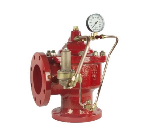 Fire Pump Relief Valve