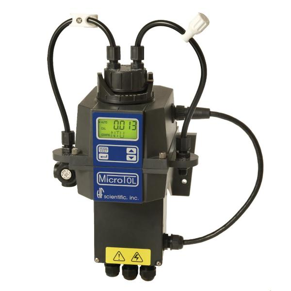 Online Turbidimeter for Turbidity Testing