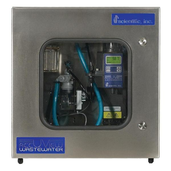 Wastewater UV Transmission Analyzer
