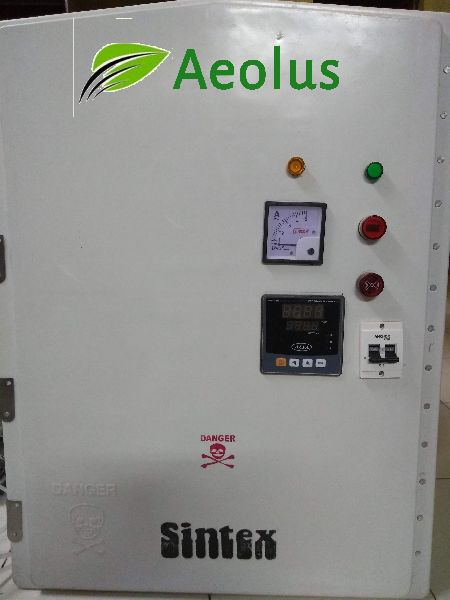 Pollution Control Equipments for Air & Water pollution control from Aeolus