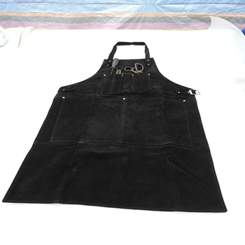 SALOON LEATHER APRON BY AM KEATHER