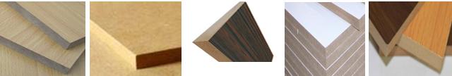 medium density fiber board