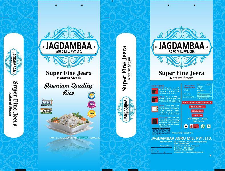Jagdambaa Katarni Steam Rice