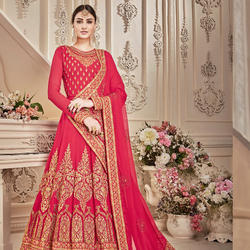 Designer Wedding Ladies Suit