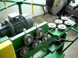 Mild Steel Wire Straightening Services