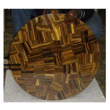 Decorative Tiger Eye Table Top