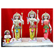 Family of Lord Rama Murthi in Marble