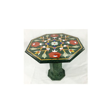 Marble Inlay Decorative Table