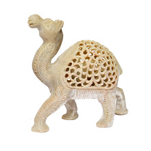 Soapstone Carving Camel