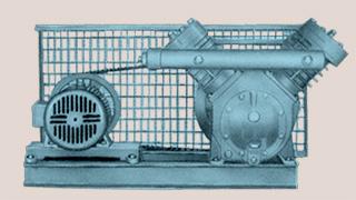 GC 57 V-VT Dry Vacuum Pumps