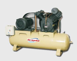 GC 7150 - Two Stage Medium Pressure Compressor (GC - 7150)