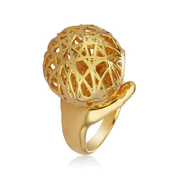 1b9f8ec37 Hands Gold Toned Ring Manufacturer in Mumbai Maharashtra India by ...