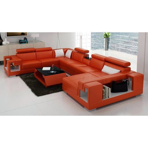 Corner Storage Sofa Set
