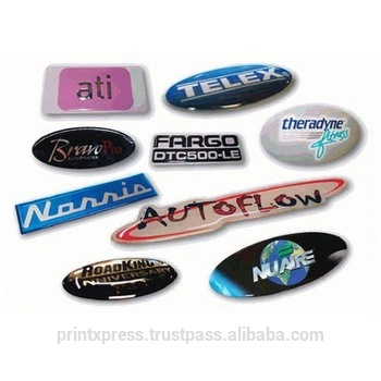 Clear Multicolor Epoxy Sticker Manufacturer In Jaipur