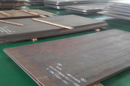 High Manganese Plate Forging Services