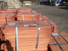 Square Copper Cathodes