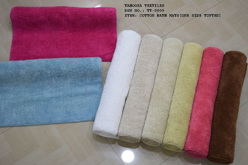 Cotton Tufted Bath Mat