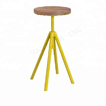 Outstanding Industrial Revolving Bar Stool Manufacturer In Jodhpur Machost Co Dining Chair Design Ideas Machostcouk
