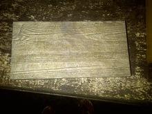 wood brick type pvc rubber paver mold