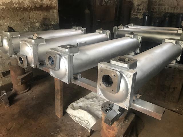shell heat exchangers
