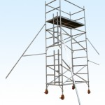 Scaffolding on hire
