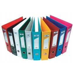 COLORED PVC COATED BOX FILES