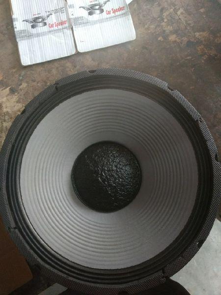 15 Inch RCF Audio Speaker Manufacturer in Delhi Delhi India