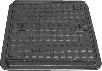 iron manhole cover (023)