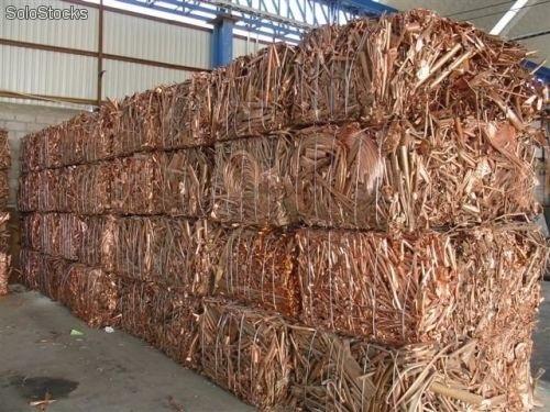 Copper scrap, copper wire scrap - AA (CuW - #5415454)