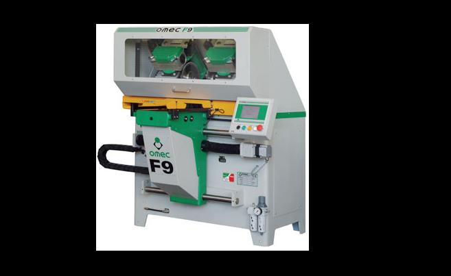 Combined Milling Machine