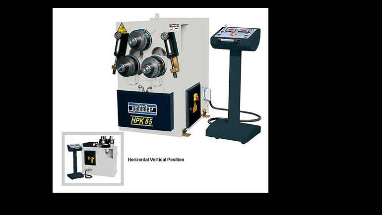 Section and Pipe Banding Machines