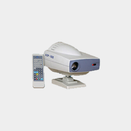 AUTO PROJECTOR OPTICAL EQUIPMENT