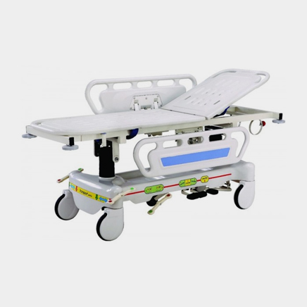 Luxurious hydraulic stretcher, Medical Furniture