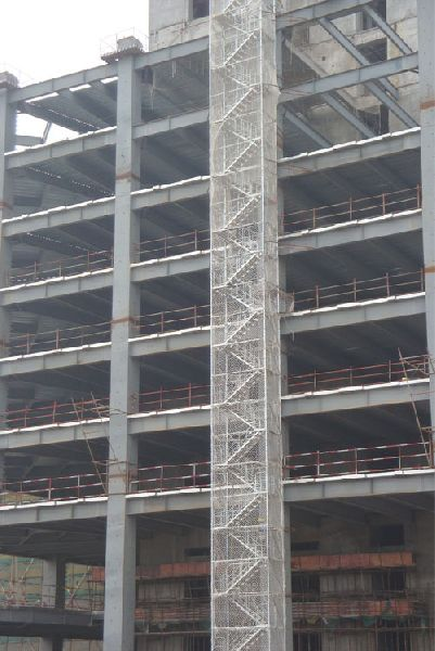 Ring lock Stair Tower System