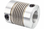Curved-tooth gear couplings