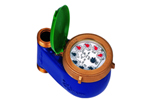 van wheel Vertical Water Meter