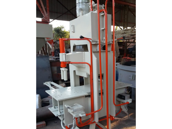 Concrete Pavers Blocks Machine