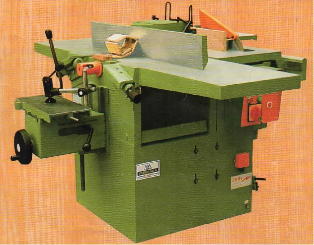 7-Operations Wood Working Machine