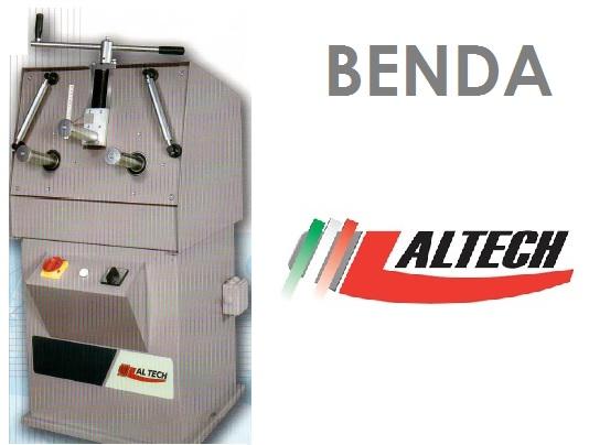 aluminium bending machine