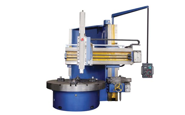 vertical turning lathe machines