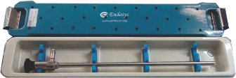 Large Scope Tray with holders (SC 19-12052)