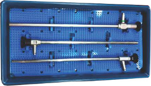 Multiple Lap Scope Tray with holders (SC 19-12049)
