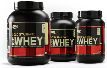 Muscle Building Whey Protein Powder